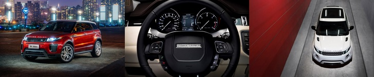 Range Rover Evoque: manuals and service guides